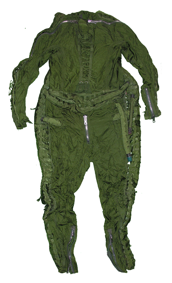 Chinese High Altitude Partial Pressure Suit