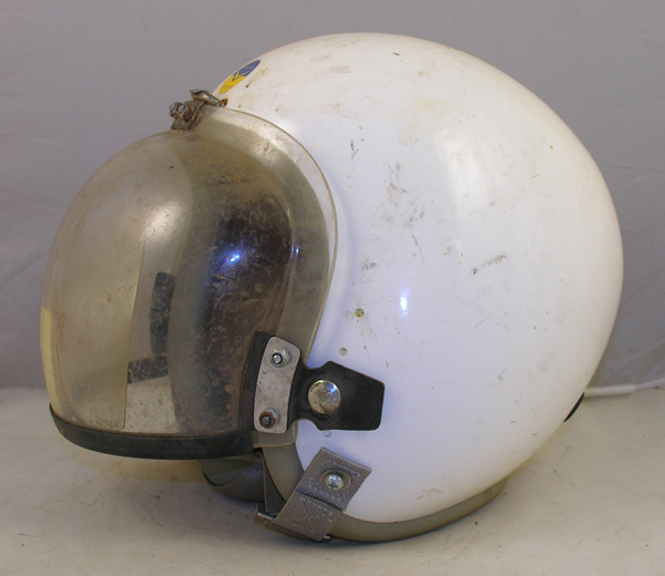 HGU-16A/P Flight Helmet with Clear Full Face Visor