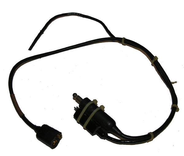 US Navy APH Flight Helmet Comm Cable Assembly