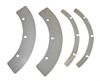 HGU-33 and HGU-2A/P Visor Track Spacer Set