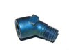 Blue Air or Oxygen Hose Fitting