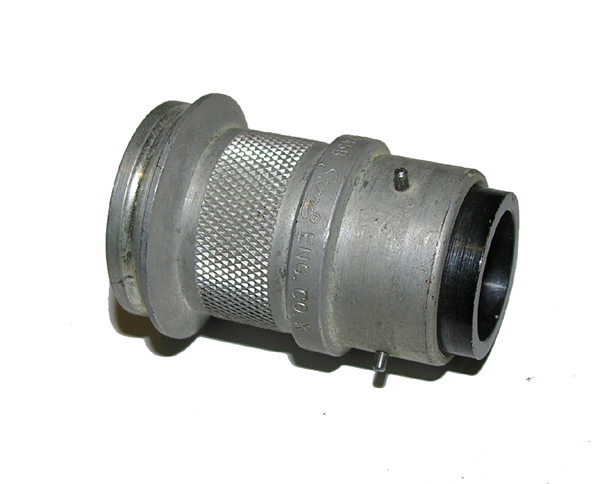 Unknown 3-pin Oxygen Hose Fitting