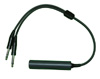 Cable, Adapter/Converter- Converts Military Comms & Plugs to G/A