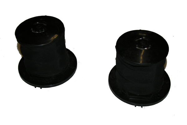 P-Helmet Earcup Spring Assembly Pair