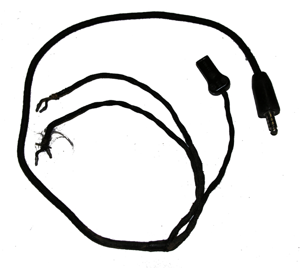 P-4A Flight Helmet Comm Cable