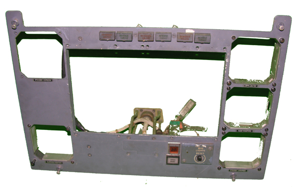 Instrument Panel Section