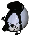 HGU-84/P Flight Helmet with Boom Mic and Visors