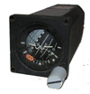 Aircraft Artificial Horizon Attitude Indicator Instrument