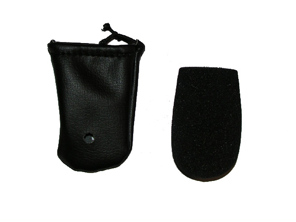 MicMuff® Microphone Cover For Amplified Dynamic mic  by Oregon Aero