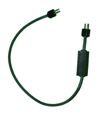 Amplifier Adapter Cable for military to Civilian microphones