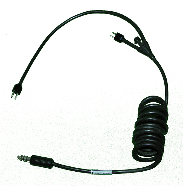 CX-4707 Coiled Communications Cord