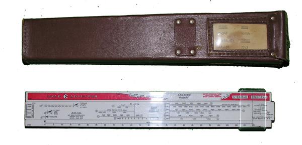 C-54 / R-5D Aircraft Load Adjuster