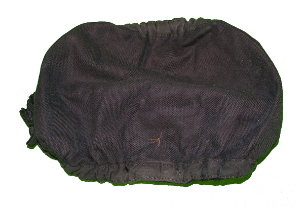 British Flight Helmet Cloth Visor Cover