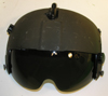 HGU-56/P Helicopter Helmet Visor Housing and Visors