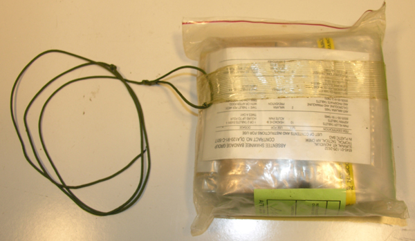 Airman's Individual Medical Packet for Survival Kit
