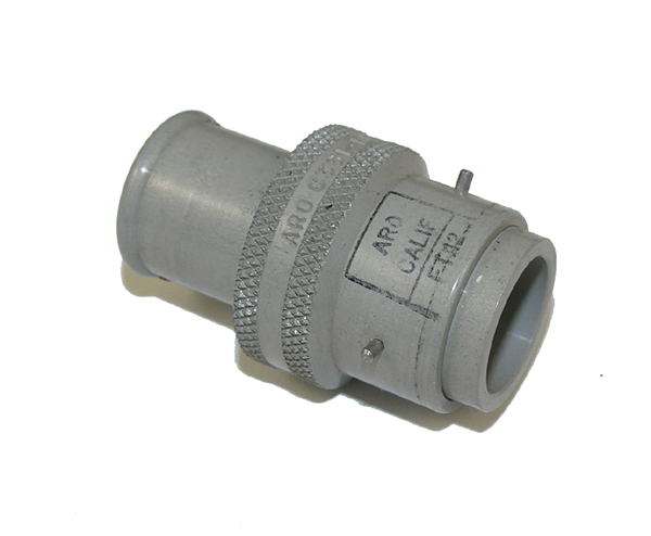 Oxygen Mask 3-Pin Connector