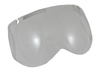 SPH-4B Helicopter Helmet Clear Outer Visor for Dual Visor Assembly