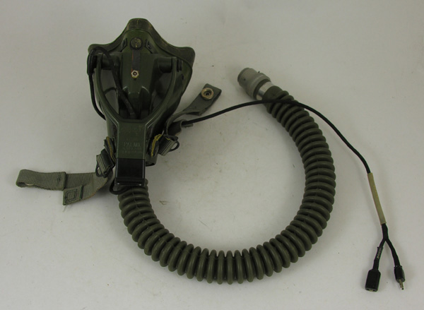 MBU-5/P Quick-Donn Oxygen Mask