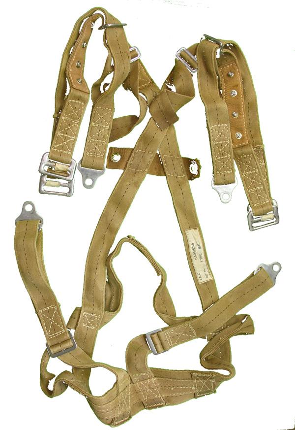 British MK-I Parachute Harness