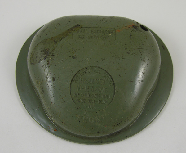 HGU-2/P Flight Helmet Earcup