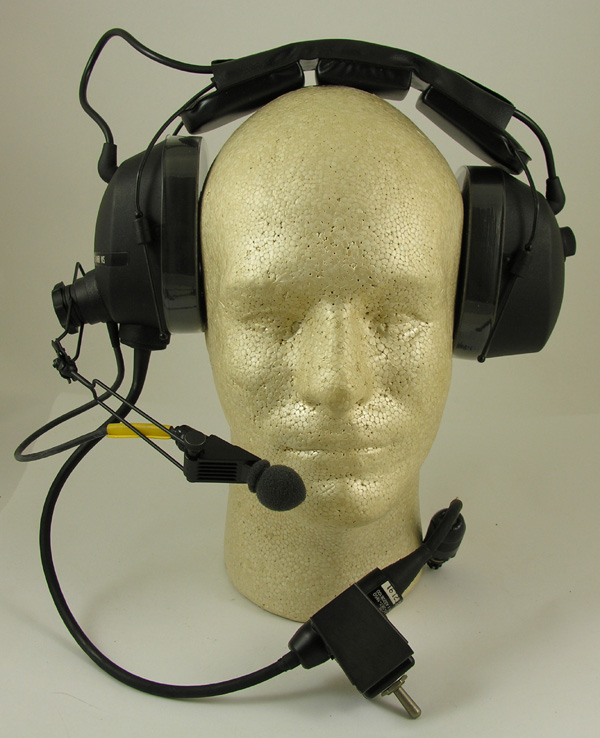 Commercial Active Noise Reduction Headset