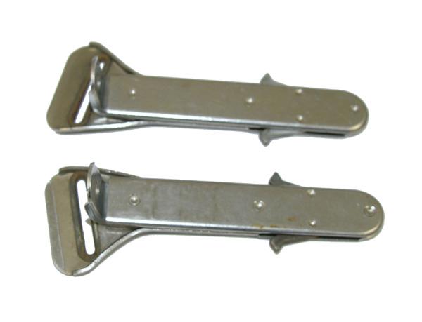 MBU-5 Oxygen Mask Straight Bayonets