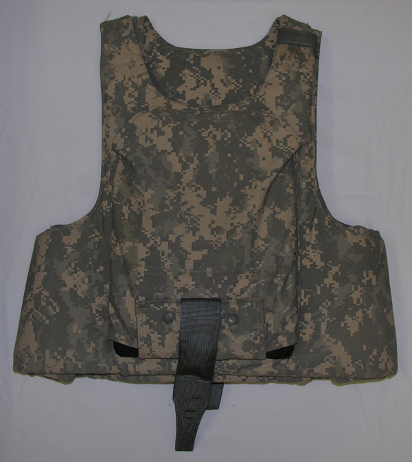 US Army Helicopter Flak Vest with Armor Plates