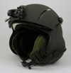 US Army SPH-4B Helicopter Helmet with Oregon Aero Soft Seals and ZETA Liner