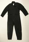 NEW CWU-27/P Nomex Flight Suit, Black - All Sizes Available