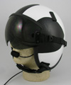New Civilian HGU-55/P Kevlar Flight Helmet for Clarity Aloft Headsets - Choose Color