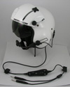 New Kevlar Helicopter Flight Helmet with Bose A20 ANR Communications - Choose Color