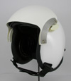New Civilian HGU-55/P Kevlar Flight Helmet with Dual Visor Assembly - Choose Color