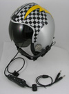 New Civilian HGU-55/P Kevlar Flight Helmet with Bose A20 ANR Communications - Choose Color
