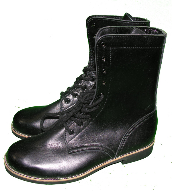 USAF Leather Flight Boots