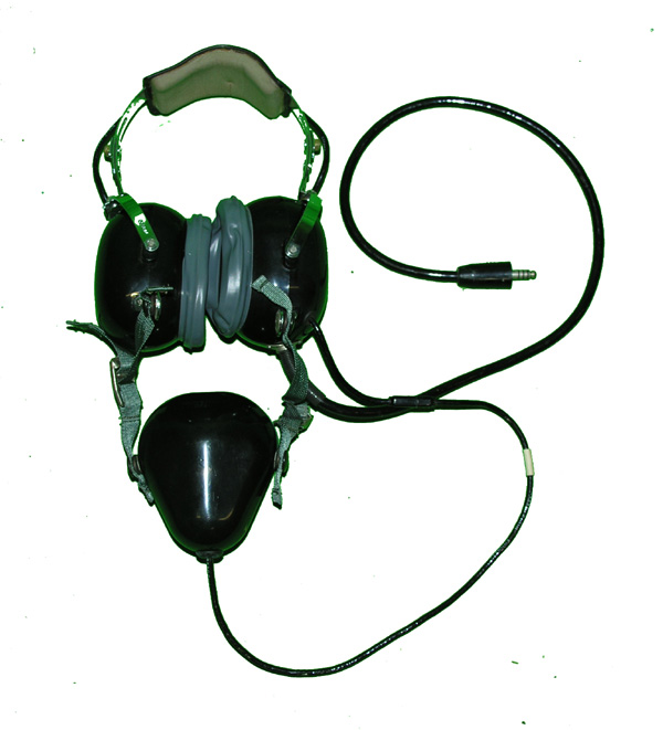 Military Headset with microphone assembly