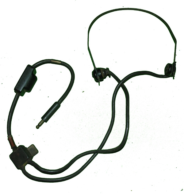 Military Headset with plug