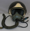 Russian ZSH-5 Flight Helmet with oxygen mask