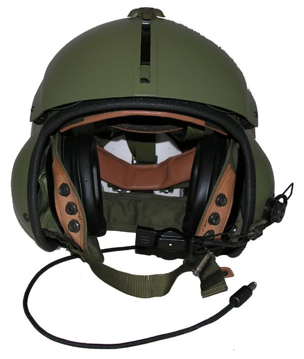 Refurbished US Army SPH-4 Helicopter Helmet