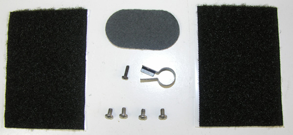 SPH-4B Dual Visor NVG Attachment Installation Kit