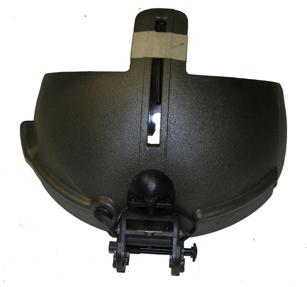SPH-4 Single Visor Housing with NVG mount