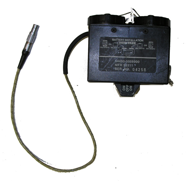 Night Vision Goggle Battery Box