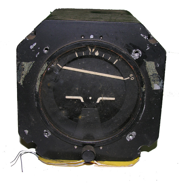 Cessna Artificial Horizon Indicator