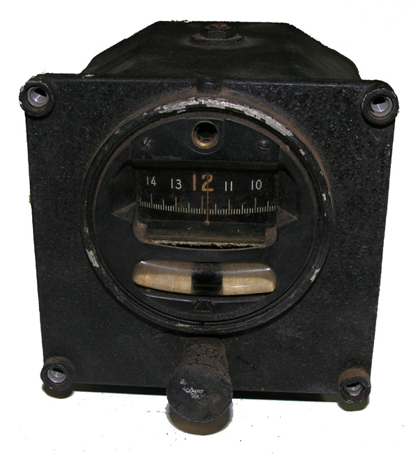 USAC Aircraft Directional and Turn Gyro Indicator