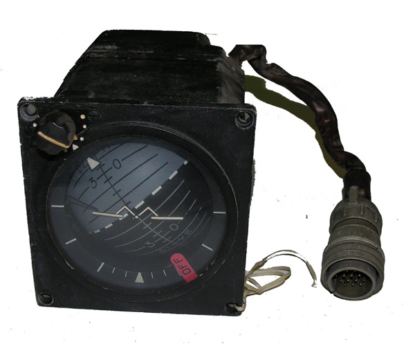 USAF Artificial Horizon Indicator