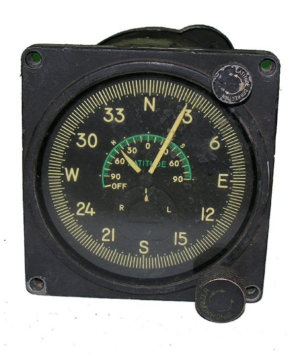 Aircraft Directional Gyro Indicator