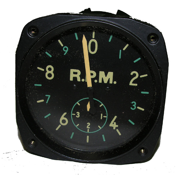 US Navy Mark V Tachometer