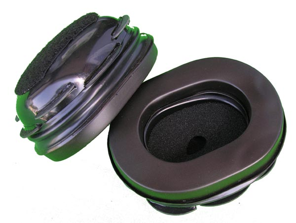 SPH Helmet Crushable Earcup Assembly