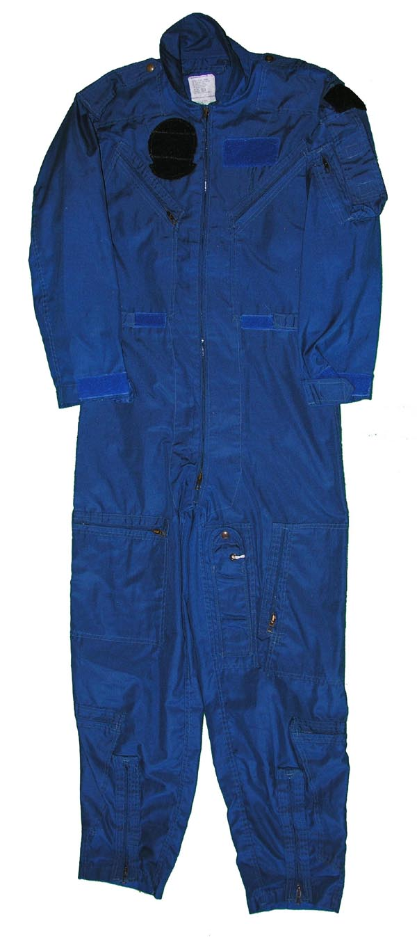 """SURPLUS CWU-73/P Nomex Flight Suit, Royal Blue"