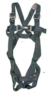RARE US Navy MA-2/P Torso Harness for MK-IV High Altitude Pressure Suit