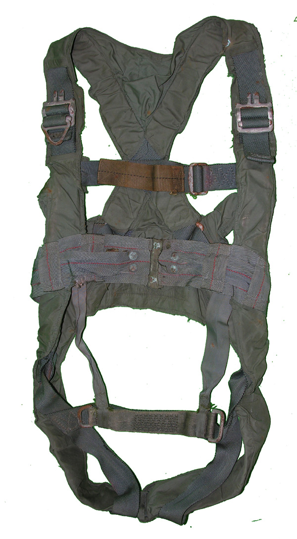 MA-2 Torso Harness with Koch and Rocket Jet Fittings